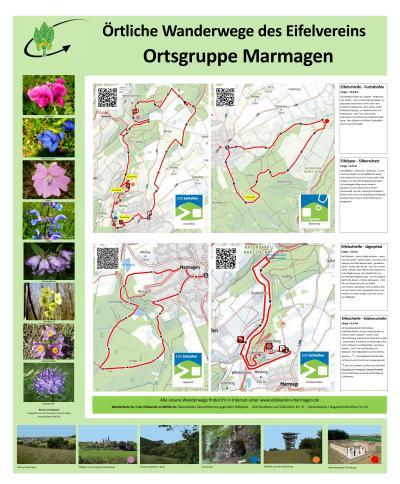 Eifel Karte Pdf.Eifelverein Marmagen Service
